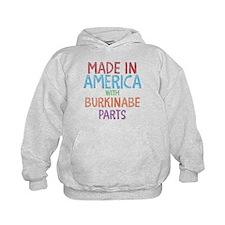 Burkinabe Parts Hoodie