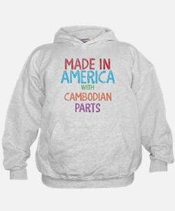 Cambodian Parts Hoodie