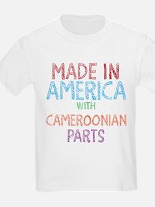 Cameroonian Parts T-Shirt