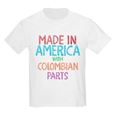 Colombian Parts T-Shirt