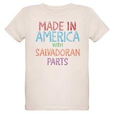 Salvadoran Parts T-Shirt