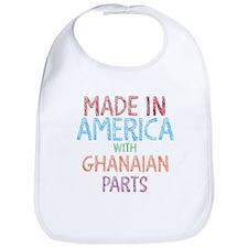 Ghanian Parts Bib