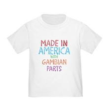 Gambian Parts T-Shirt