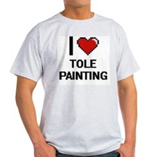 Cute Tole painting patterns T-Shirt