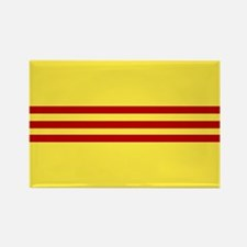 Square South Vietnamese Flag Magnets