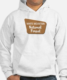 White Mountain (Sign) Nationa Hoodie