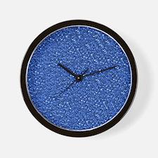 Sparkling Glitter Wall Clock