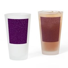 Sparkling Glitter Drinking Glass