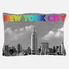 Cool Yellow cab Pillow Case