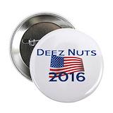 Deez nuts Buttons