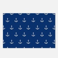 Nautical Elements Postcards (Package of 8)