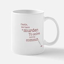 Murder to solve Mugs