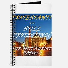 Protestant? Still Protesting? Journal