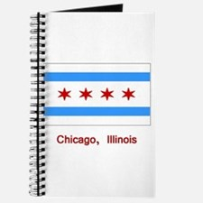 Chicago IL Flag Journal