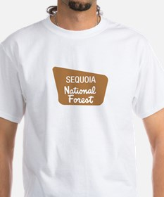 Sequoia National Forest (Sign) Shirt