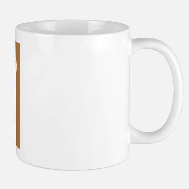 San Bernardino National Forest (Sign) Mug