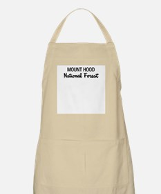 Mount Hood National Forest BBQ Apron