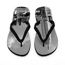 Unique New york times Flip Flops