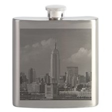 Cool Times square new york city Flask