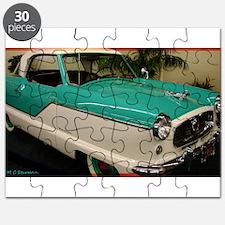 Classic car, photo! Puzzle