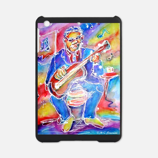 Blues man! Music, art! iPad Mini Case