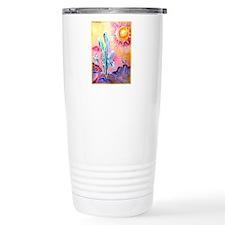 Desert, bright, southwest art! Travel Mug