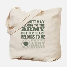 Proud Army Mom 2 Tote Bag