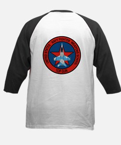 US Navy Fighter Weapons Schoo Kids Baseball Jersey