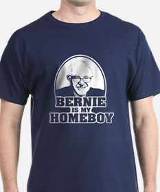 Bernie Sanders is my homeboy T-Shirt