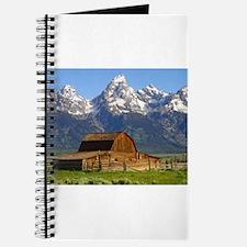 Grand Tetons Naional Park Journal