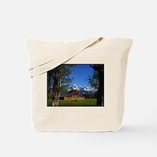 Grand Tetons Naional Park Tote Bag