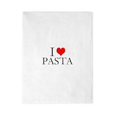 I Heart Pasta Twin Duvet