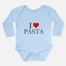 I Heart Pasta Body Suit