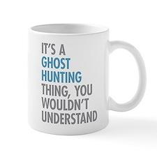 Ghost Hunting Thing Mugs