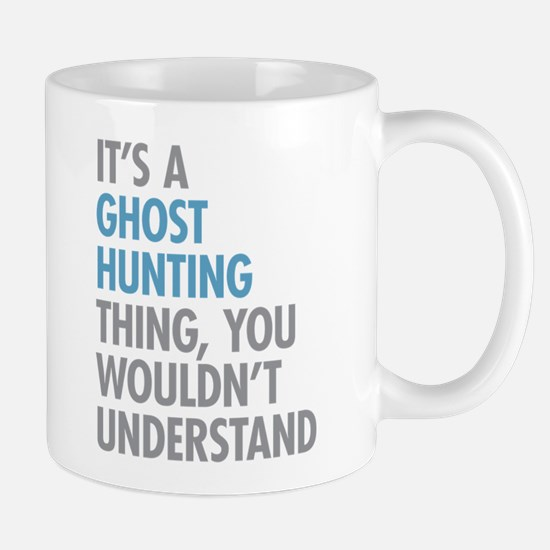Ghost Hunting Thing Mugs