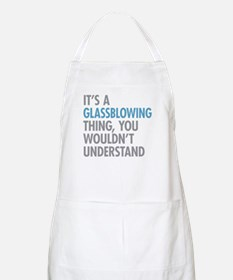 Glassblowing Thing Apron