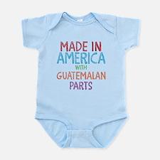 Guatemalan Parts Body Suit