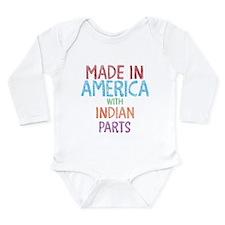 Indian Parts Body Suit