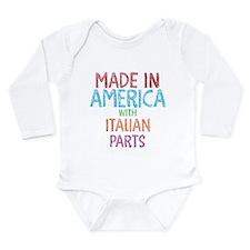 Italian Parts Body Suit