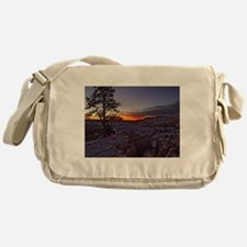 Scenes of Utah Messenger Bag