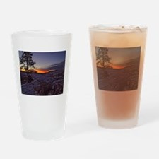 Scenes of Utah Drinking Glass