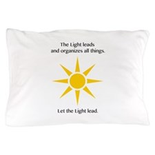Light Leading Gifts Pillow Case