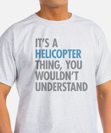 Helicopter Thing T-Shirt