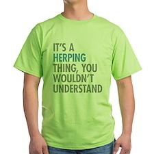 Herping Thing T-Shirt