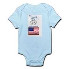 Baby Infant Bodysuit - Boy