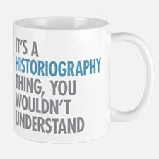 Historiography Thing Mugs