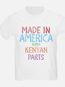 Kenyan Parts T-Shirt