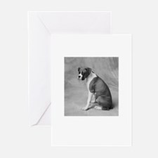 Boxer Greeting Cards (Pk of 20)