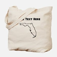 Florida Outline (Custom) Tote Bag