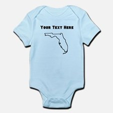 Florida Outline (Custom) Body Suit